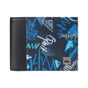 Go to the product Wallet Quiksilver Freshness dark denim thunderbolts 2017