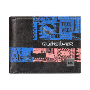 Go to the product Wallet Quiksilver Freshness II black 2020