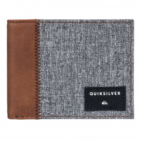 Go to the product Wallet Quiksilver Freshness Plus 4 light grey heather 2018