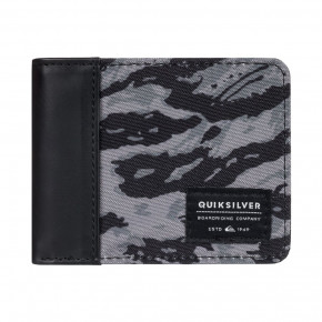 Go to the product Wallet Quiksilver Freshness Plus camo black 2020