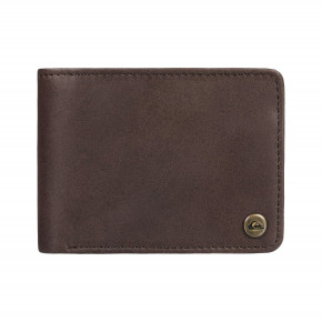Go to the product Wallet Quiksilver Mack 2 chocolate brown 2020