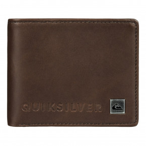 Go to the product Wallet Quiksilver Mack VI chocolate brown 2018