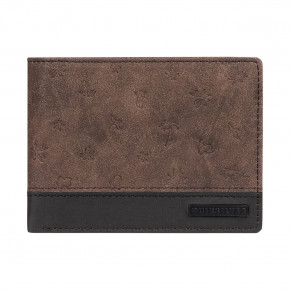 Go to the product Wallet Quiksilver Mini Mo chocolate brown 2019