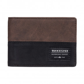 Go to the product Wallet Quiksilver Nativecountry chocolate brown 2019