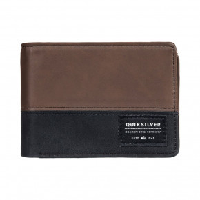 Go to the product Wallet Quiksilver Nativecountry II chocolate brown 2020