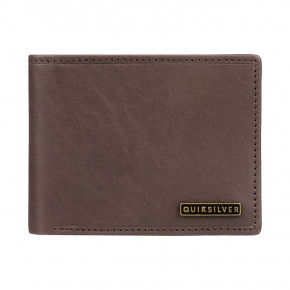 Go to the product Wallet Quiksilver New Classical Plus Iii chocolate brown 2019