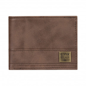 Go to the product Wallet Quiksilver New Stitchy chocolate brown 2020