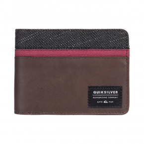 Go to the product Wallet Quiksilver Reef Break chocolate brown 2019