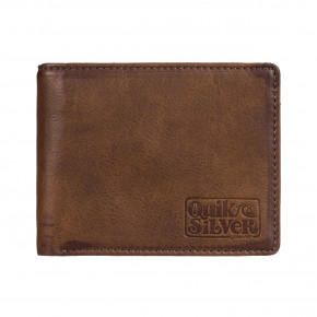 Go to the product Wallet Quiksilver Slim Folder chocolate brown 2020