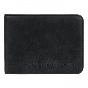 Go to the product Wallet Quiksilver Slim Vintage II black 2018