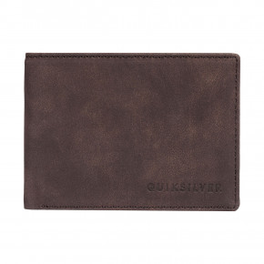 Go to the product Wallet Quiksilver Slim Vintage Iii chocolate 2019