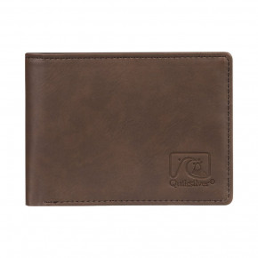 Go to the product Wallet Quiksilver Slim Vintage IV chocolate brown 2020
