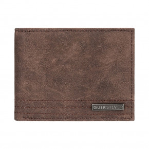Go to the product Wallet Quiksilver Stitchy VI chocolate brown 2019