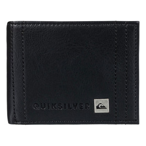 Go to the product Wallet Quiksilver Stitchy Wallet black 2017