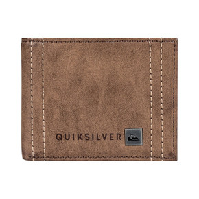 Go to the product Wallet Quiksilver Stitchy Wallet chocolate 2017