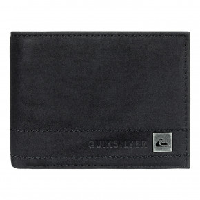 Go to the product Wallet Quiksilver Stitchy Wallet III black 2018