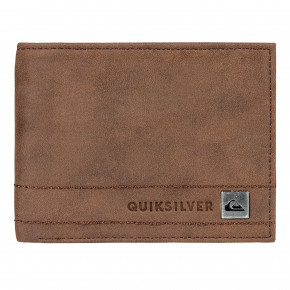 Go to the product Wallet Quiksilver Stitchy Wallet III chocolate 2018