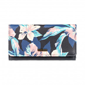 Go to the product Wallet Roxy Hazy Daze anthracite tropicoco 2020