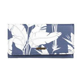 Go to the product Wallet Roxy Hazy Daze mood indigo flying flowers 2020