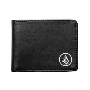 Go to the product Wallet Volcom Corps Pu black 2020