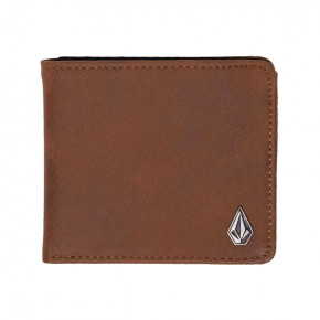 Go to the product Wallet Volcom Slim Stone brown 2019