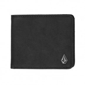 Go to the product Wallet Volcom Slim Stone Large black 2019