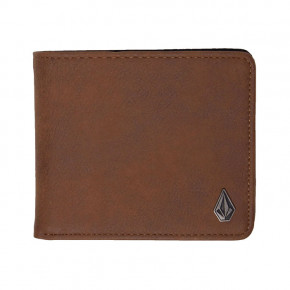 Go to the product Wallet Volcom Slim Stone Large brown 2019