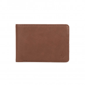 Go to the product Wallet Volcom Stranglong Pu brown 2020