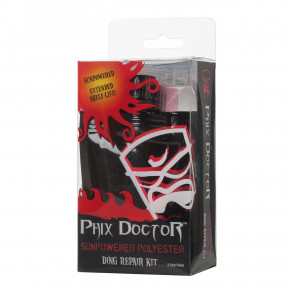 Go to the product Phix Doctor Polyester Kit red small