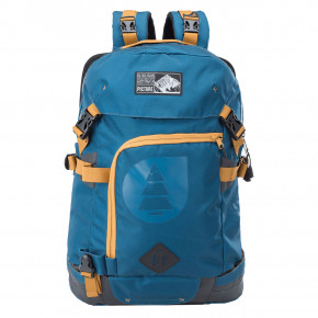 Go to the product Snowboard backpack Picture Decom 2 petrol blue/brown 2017/2018