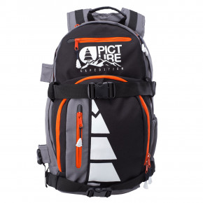 Go to the product Snowboard backpack Picture Rescue black/grey/orange 2017/2018