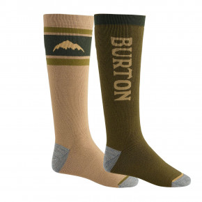 Go to the product Snow socks Burton Weekend Midweight 2Pk keef 2019/2020