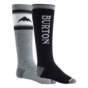 Go to the product Snow socks Burton Weekend Midweight 2Pk true black 2020/2021
