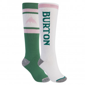 Go to the product Snow socks Burton Wms Weekend Midweight 2Pk spruce/stout white 2020/2021