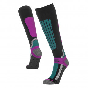 Go to the product Snow socks Gravity Bonnie mint/purple 2018/2019