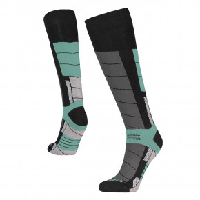 Go to the product Snow socks Gravity Nico black/light mint 2020/2021