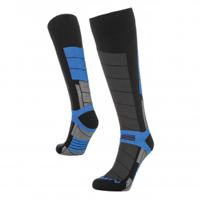 Go to the product Snow socks Gravity Rush black/blue 2019/2020