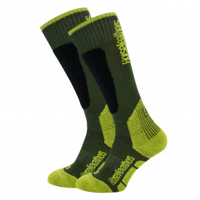 Go to the product Snow socks Horsefeathers Caleb apple green 2018/2019