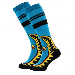 Go to the product Snow socks Horsefeathers Shark blue 2018/2019