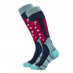 Go to the product Snow socks Horsefeathers Syndra blue 2019/2020