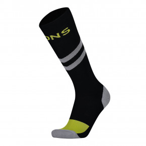 Go to the product Snow socks Mons Royale Lift Access black/grey 2019/2020