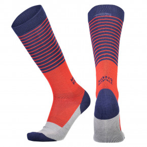 Przejść do produktu Podkolanówki Mons Royale Lift Access Sock navy/grey/bright red 2018/2019