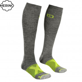 Go to the product Snow socks Ortovox Tour Compression grey blend 2020/2021