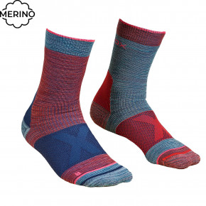 Go to the product Snow socks Ortovox Wms Alpinist Mid hot coral 2020/2021