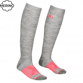 Go to the product Snow socks Ortovox Wms Tour Compression grey blend 2020/2021