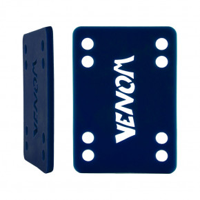 "Go to the product Pads Venom Riser Pad 1/8"" blue"