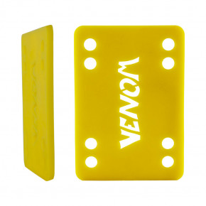 "Go to the product Pads Venom Riser Pad 1/8"" yellow"