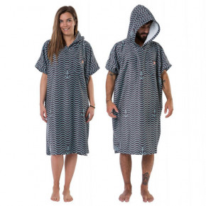 Go to the product Poncho After Waves anthra 2018