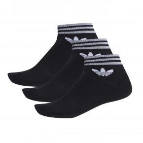 Go to the product Socks Adidas Trefoil Ankle black 2019