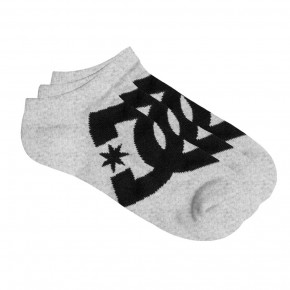 Go to the product Socks DC 3 Ankle Pack grey 2020